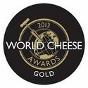 World Cheese Awards 2013 - Gold