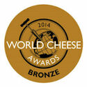 World Cheese Awards 2014 - Bronze