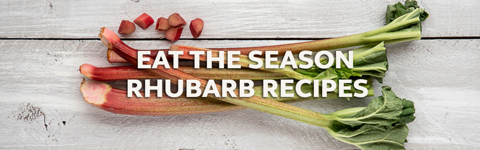 SuperValu Fruit and Veg Eat the Season Rhubarb