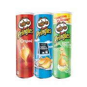 Pringles Selected Range 190g