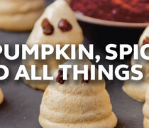 Pumpkin, Spice and All Things Nice