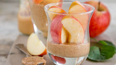 Apple with nut butter recipe