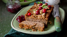 Mixed nut roast recipe