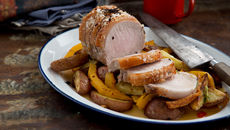 Rosemary chilli eye pork loin recipe
