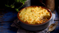 Shepherds pie cheesy mash recipe
