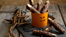 Witches fingers recipe