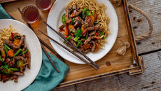 Wok chilli noodles recipe