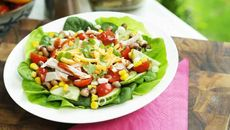 Bbq chicken salad recipe