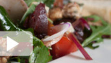 Blue Cheese Beetroot Salad
