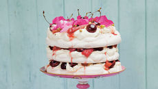 Sharon miringue stack cake