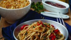 MIDWEEK FEDERICO SPAGHETTI ANCHOVIES AND BREADCRUMBS 8876