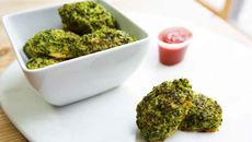 Broccoli tots recipe