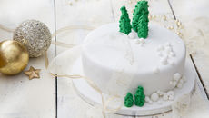 Sharon Traditional Christmas cake U52B7723  1