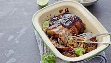 Hoisin pork recipe