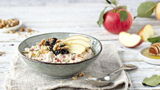 Overnight oats recipe