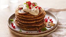 Speedy savoury pancakes recipe