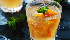 Whiskey punch recipe
