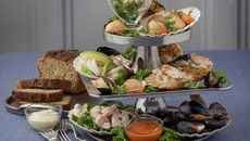 Signature Seafood Tower