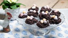 Easter chocolate nests recipe