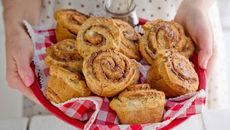 Pecan, Maple Syrup and Cinnamon Sticky Buns
