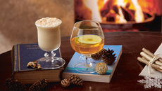 Spiced winter warmer