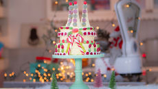 SuperValu ChristmasCastleCake Recipe