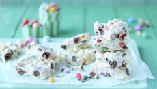 SuperValu Easter Recipes Sharon Hearne-Smith Easter Bunny Rocky Road