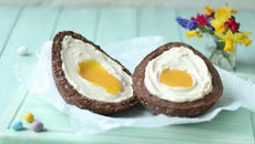 SuperValu Easter Recipes Sharon Hearne-Smith Gaint Cream Egg