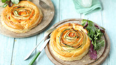 SuperValu Easter Recipes Sharon Hearne-Smith Spring Flower Tart