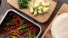 SuperValu Easter Recipes The Happy Pear Fajitas