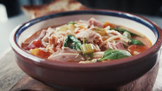 SuperValu KevinDundon Minestrone Recipe
