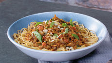 SuperValu Recipe The Happy Pear Mushroom Spaghetti Bolognese