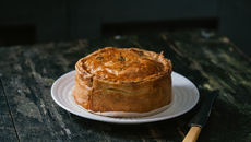 SuperValu Recipes Kevin Dundon Mushroom Ham Pie