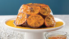 SuperValu Sharon Hearne Smith Christmas Clementine Pudding