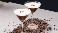 SuperValu St. Patrick's Day Irish Coffee Martini