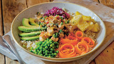 SuperValu The Happy Pear Summer Hawaiian Poke Bowl