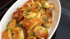 Potato Gnocchi with Parmesan & Herb Butter