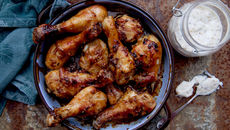 Curried Sticky Chicken