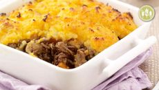 Shepherds Pies with Root Vegetable Mash