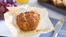 Spiced Sweet Potato Muffin