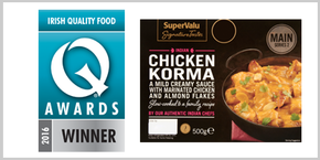SuperValu Signature Tastes Chicken Korma