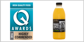 SuperValu Signature Tastes Chilled Orange Juice