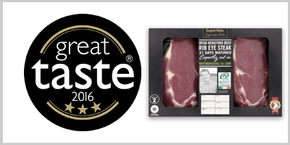 SuperValu Signature Tastes Rib Eye Steak