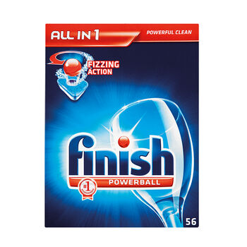 Finish All in One Tablets Regular 56pce