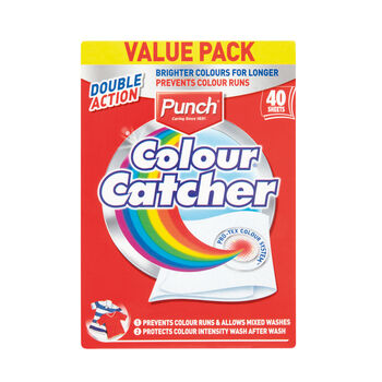 Punch Colour Catcher 40 Sheets
