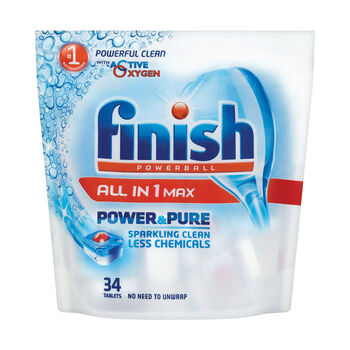 Finish power pure