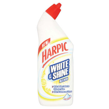 Harpic bleach citrus