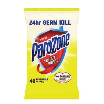Parozone wipes