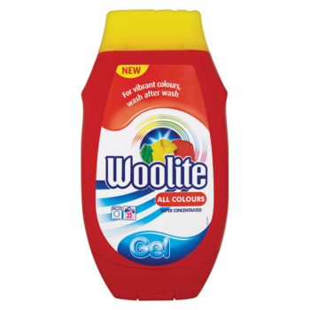 Woolite colours