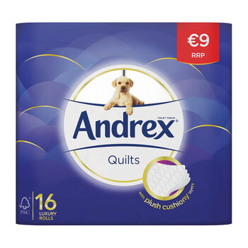 Andrex quilts